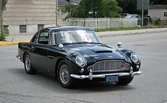 Aston Martin DB5 (SPV Automotive) Tags: aston martin db5 coupe classic exotic sports car black