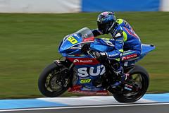 Sylvain Guintoli (EDW74) Tags: bsb british superbikes doningtonpark donington leicestershire race track racing kneedown 2017 round 1 sylvain guintoli bennetts suzuki 50