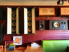 Wall of Sound (Pennan_Brae) Tags: amplifier amps amplifiers fender vancity vancouver yvr soundsystem sound speaker speakers