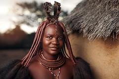 In the village (Sean Tucker Photo) Tags: himba thehimba namibia paulcbuff photeksoftlighterii alienbee800 canon5dmkii canon sigma50mmart sigma50mmf14 tribe africa kamanjab onelight strobist travel travelphotography travelportrait portrait portraitphotography