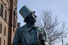 Hans Christian Andersen (Håkan Dahlström) Tags: 2017 hans andersen christian copenhagen danmark denmark hc köpenhamn photography statue københavn xt1 f90 1400sek xf1855mmf284rlmois uncropped 53425032017131342 københavnk dk