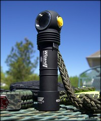 Armytek Wizard Pro Magnet USB XHP50 LED Flashlight (Stormdrane) Tags: armytek flashlight led stormdrane paracord giveaway prize winning win cool bright lumens