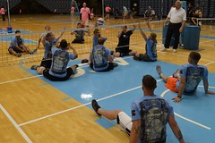 130521-Z-OU450-081 (North Carolina National Guard) Tags: basketball golf competition volleyball chapelhill unc airrifle boccia smithcenter universityofnorthcarolinaatchapelhill woundedwarriors valorgames bridgeiisports