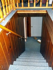 Looking Down The Stairs. (dccradio) Tags: house ny newyork home rooms interior upstateny constable northernny