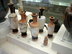 027 - Wine jugs (Scott Shetrone) Tags: other graveyards events places athens greece 5th kerameikos anniversaries