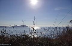Islas  Cíes desde Cabo de Home, Pontevedra (Caty V. mazarias antoranz) Tags: españa spain galicia cielos atardeceres pontevedra evenings anocheceres islascíes porlanoche porlatarde ofacho