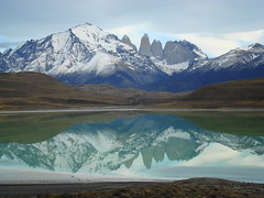 Torres del Paine, Chile (Daniel.Lgnes) Tags: chile patagonia mountain lakes lagos glaciers andes torresdelpaine montaña
