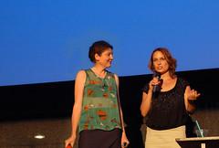 """Mirjam Unger vor dem Film • <a style=""""font-size:0.8em;"""" href=""""http://www.flickr.com/photos/39658218@N03/9334795064/"""" target=""""_blank"""">View on Flickr</a>"""