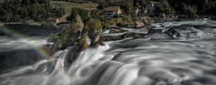 Pano_Schaff (CH) 2013 (paolo paccagnella) Tags: panorama germany paolo swiss schaffhausen falls le paesaggio canonequipment nd10 canonefs1755mmf28isusmlens phpphotography phpphotographycom