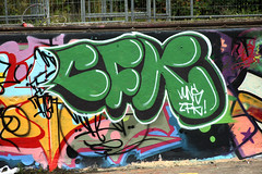 graffiti (wojofoto) Tags: amsterdam graffiti streetart wojofoto ndsm wolfgangjosten