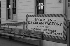 Brooklyn Ice Cream Factory (koborin) Tags: nyc newyorkcity travel ny newyork brooklyn dumbo brooklynicecreamfactory thebrooklynicecreamfactory