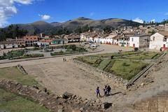 Plaza de Armas, Vilcashuaman