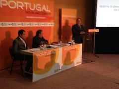"""Conferência """"Portugal no Rumo Certo - OE 2014"""" em Beja"""