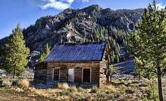 Bonanza Idaho ghost town (Pattys-photos) Tags: town ghost idaho bonanza