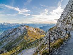 Mt. Pilatus, Switzerland (Aaron Busche) Tags: beautiful switzerland europe majestic swissmountains d7000
