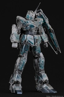 MG Clear Full Armor Unicorn - Snap Fit 16 by Judson Weinsheimer