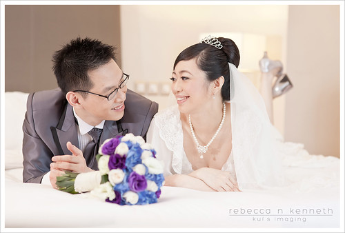 wedding - rebecca n kenneth