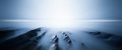 Land Before Time (Smithys Art Pan) Tags: blue misty bristol high tide low stuart lee chanel clevedon skipjackstu