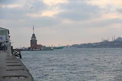 Salacak - Kız Kulesi