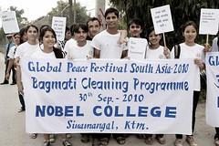 2010 nepal peace walk