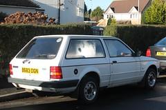 1985 Ford Escort Popular 1.1 estate