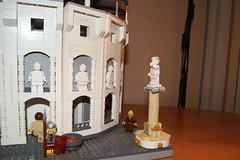 Lego Colosseum ver. 2 (Bricks-Brothers) Tags: lego roman colosseum