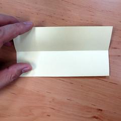 วิธีการพับกระดาษเป็นดอกบัวแบบแยกประกอบส่วน 003