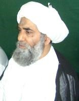 Sheikh in the Mosque