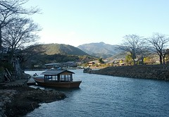 Hozu River (yanizmerican) Tags: winter japan river landscape kyoto arashiyama hozuriver flickrandroidapp:filter=none randomasia