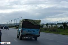 Isuzu Tunisia 2014 (seifracing) Tags: rescue traffic tunisia tunis transport police renault vehicles research vans trucks van mitsubishi peugeot recovery tunisie tunesien isuzu seifracing