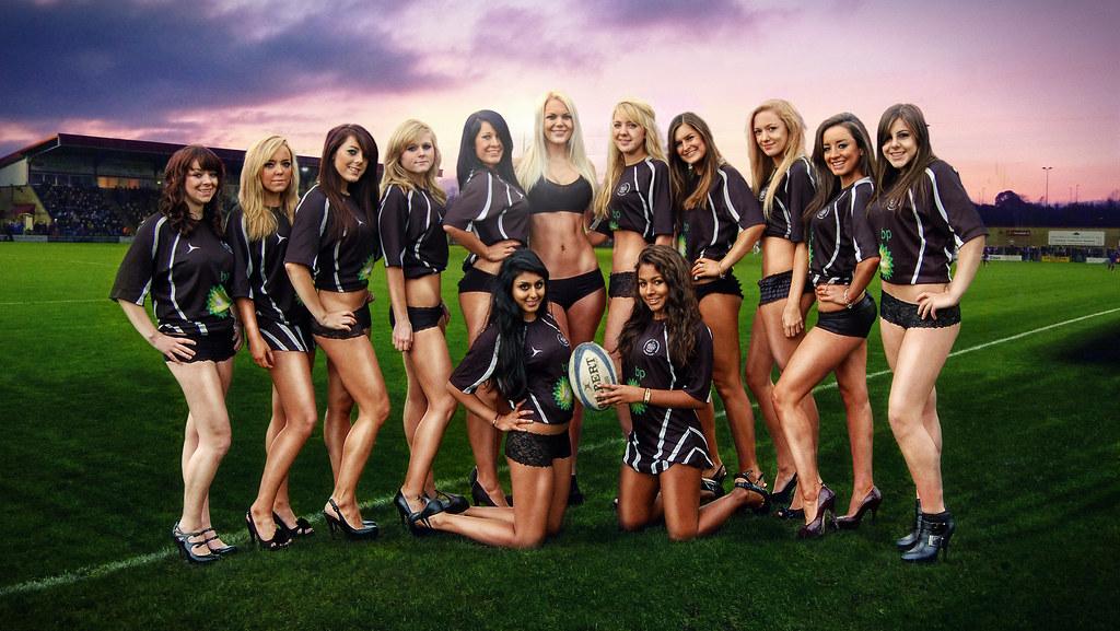 England cheerleaders fetish
