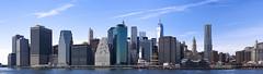 Lower Manhattan Pano (Wallace Flores) Tags: nyc panorama brooklyn nikon newyorkstate lowermanhattan d3s