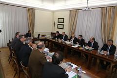 Reunião com GT IEVA na Sede Nacional