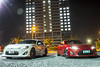 IMG_6733 (gerard_dizon) Tags: street red white cars speed racing subaru toyota pearl lightning satin 86 jdm roku drift tein trd hachi brz jalopnik hachiroku fa20 speedhunters brzworld 86world speedtroopers brz86 86brz