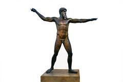 Artemision Zeus or Poseidon, c. 460 B.C.E.