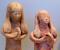 Drummers (Nick in exsilio) Tags: archaeology ceramic israel drum jerusalem tambour oldtestament hebrewbible