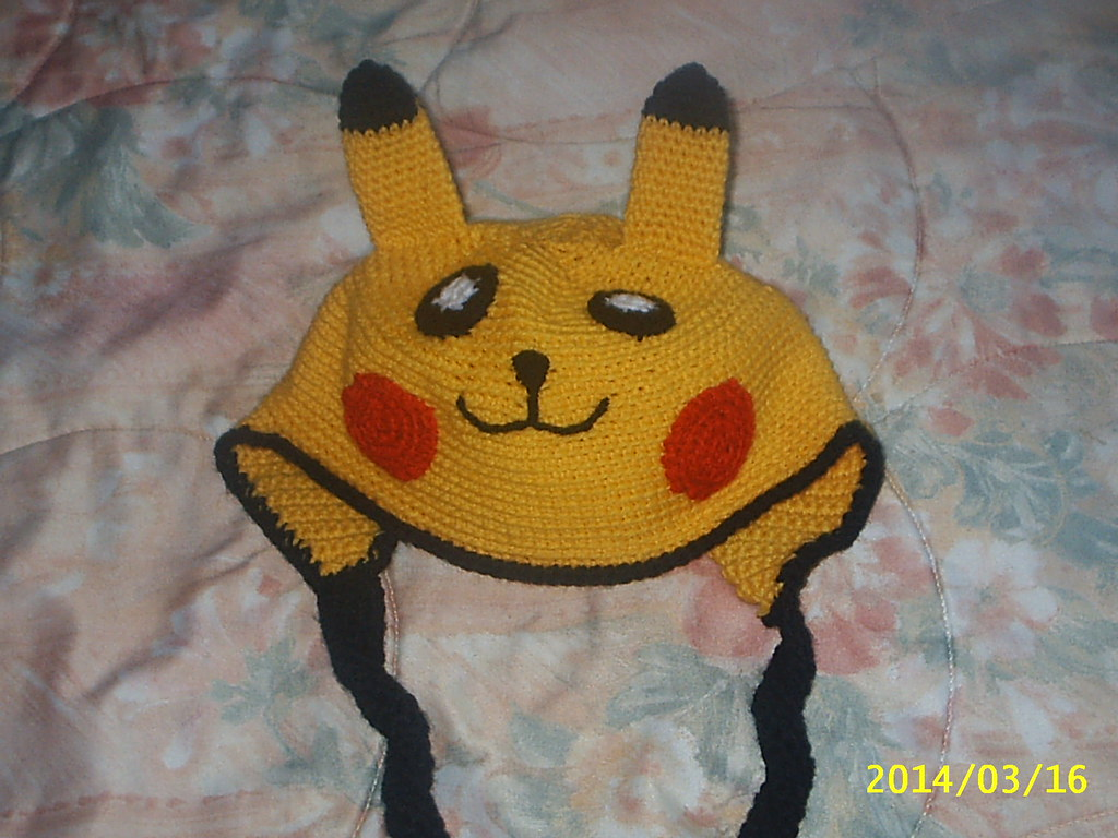 The World\'s Best Photos of amigurumi and pikachu - Flickr Hive Mind