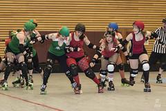 Dockyard Derby Dames (dante217) Tags: canon roller derby dames dockyard 5diii
