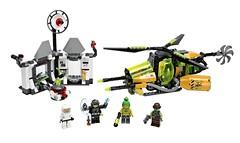 LEGO Ultra Agents 70163 - Toxikita's Toxic Meltdown (THE BRICK TIME Team) Tags: brick lego ultra agents 2014
