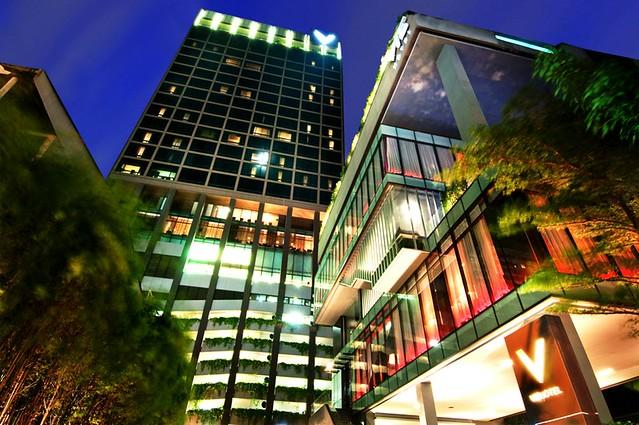 ヴィー ホテル バンコク − M ギャラリー