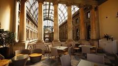 Art Resort, Galleria Umberto, Napoli, Italy (martje bakker) Tags: italy art resort naples umberto galleria galleriaumberto worldtrekker