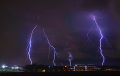 s 29May2014_Lightning_home_Df_1864_70 montage (Andrew JK Tan) Tags: weather bolts lightning mothernature flickraward