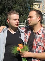 Huwelijk Benjamin en Tom (tom.dhontdelgat) Tags: gay tom friend marriage homo benjamin vrienden carine zwevegem huwelijk otegem homoseksueel cleenwerck cleenwerk