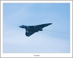 ZH558/G-VLCN The Magnificent Vulcan (flatfoot471) Tags: 2015 aircraft airshow avro ayr ayrshire normal scotland unitedkingdom vulcan warbird