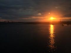 Sault Ste. Marie, Ontario (Harrogate) Tags: sunet stmarysriver internationalbridge