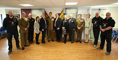 """Building Heroes & Chichester College Joint Armed Forces Covenant Signing • <a style=""""font-size:0.8em;"""" href=""""http://www.flickr.com/photos/146127368@N06/32723896374/"""" target=""""_blank"""">View on Flickr</a>"""