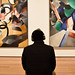 People Looking at Art, New York City (2017)