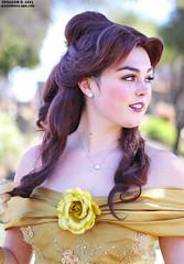 IMG_8634 (willdleeesq) Tags: cosplay cosplayer cosplayers disney disneycosplay disneyprincesses heritagepark beautyandthebeast belle
