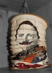 Lampion (Birgit Hüttebr.) Tags: lampion laterne kaiser wilhelm papierlaterne