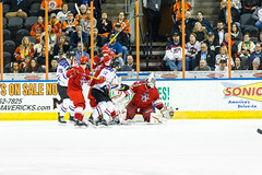 "Missouri Mavericks vs. Allen Americans, March 3, 2017, Silverstein Eye Centers Arena, Independence, Missouri.  Photo: John Howe / Howe Creative Photography • <a style=""font-size:0.8em;"" href=""http://www.flickr.com/photos/134016632@N02/33232470506/"" target=""_blank"">View on Flickr</a>"